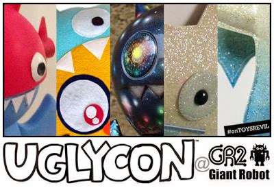katso uglydolls previews of quot ice bats quot for uglycon 2014 giant robot