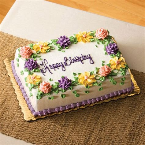 Decorated Sheet Cakes by 1000 Ideas About Sheet Cakes Decorated On