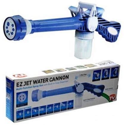 Ez Jet Water Cannon Turbo Spray multi fonction ez jet water cannon 8 en 1 turbo spray eau
