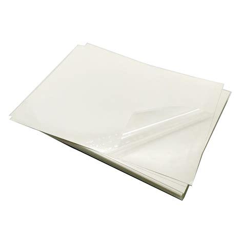 Adhesive Sticker Paper