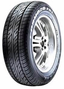 Car Tire Reviews Uk Federal Formoza Fd1 Rapports D Essais De Pneus