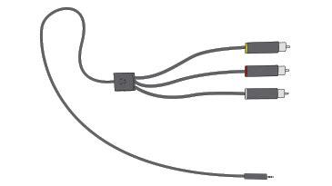 Kabel Av Xbox 360e so schlie 223 en sie eine xbox 360 e an ein fernsehger 228 t an