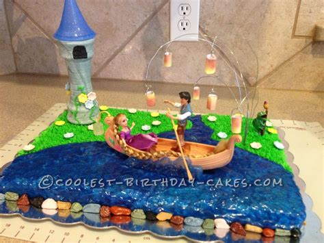 ikea s birthday cake coolest photos coolest rapunzel cake