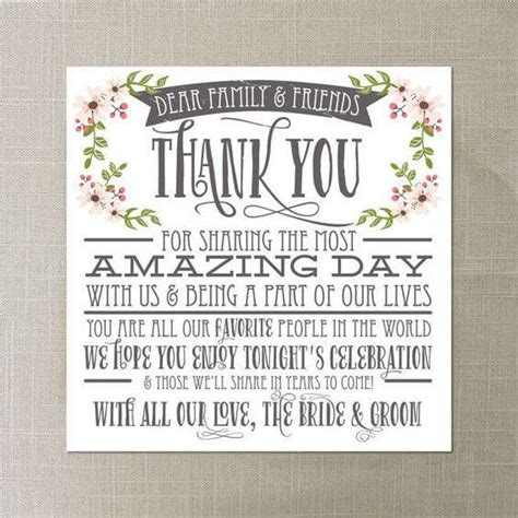 thank you letter after a wedding 11 wedding thank you card ideas you ll want to mrs2be