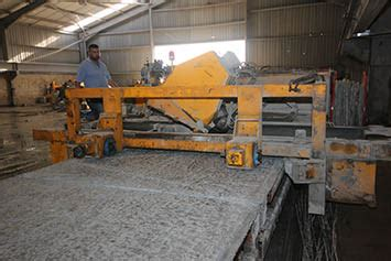 Concrete Sleeper Factory by Al Burhan Concrete Sleeper Factory Introduction