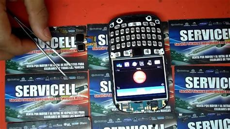 Trackpad Blackberry 9220 9320 solucion 9320 9220 no da trackpad y ninguna teclas