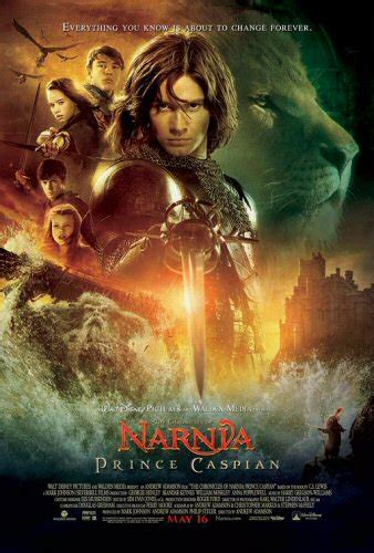 film review about narnia the chronicles of narnia prince caspian andrew adamson