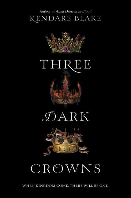 king s crown books three crowns kendare hardcover