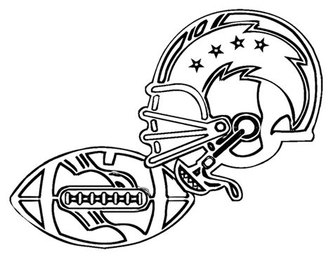 eagles football coloring pages az coloring pages