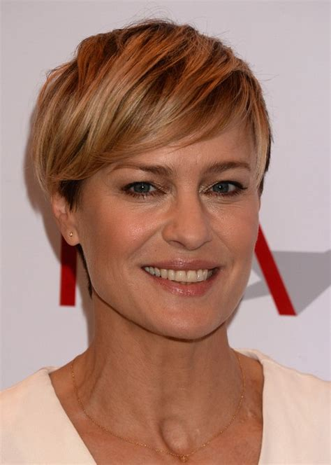 robin wright tracheotomy scar robin wright haircut images