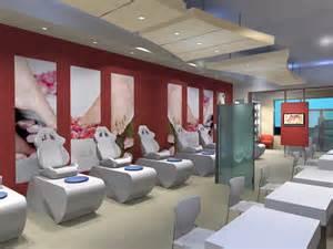 amazing nail salon interior design ideas home