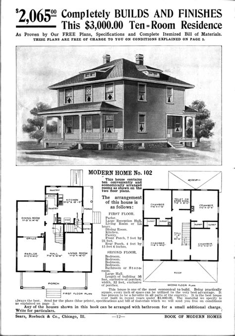 four square house plans maybe your foursquare house is from a catalog foursquare house catalog and modern