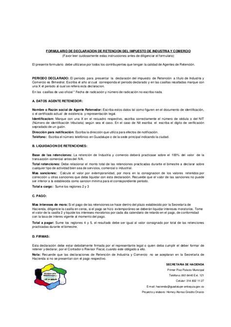 formulario hacienda retencion formulario hacienda retencion newhairstylesformen2014 com