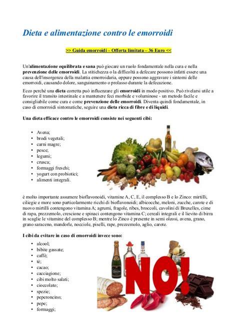 alimentazione e emorroidi alimentazione emorroidi come curare le emorroidi in modo
