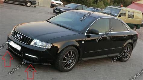 Audi A4 S4 8e by Prelungire Spoiler Tuning Sport Bara Fata Audi A4 B6 8e 8h
