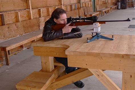 air rifle bench rest shooting styles small bore prince george rod and gun club