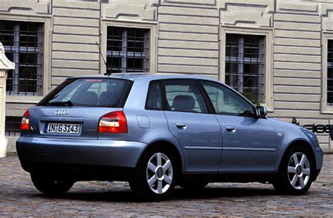 Audi A3 1 9 Tdi by Audi A3 1 9 Tdi 100 Pk Ambiente 8l 2001 Parts Specs