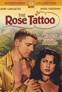 the rose tattoo 1955 the 1955 imdb