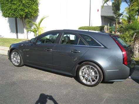 Cadillac Ctsv Wagon For Sale by 2011 Cadillac Cts V Wagon For Sale Only 1 400