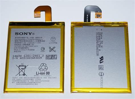 Batre Sony Lis1558erpc Xperia Z3 Ori original sony xperia z3 d6616 akku battery li ion 3100 mah lis1558erpc ebay
