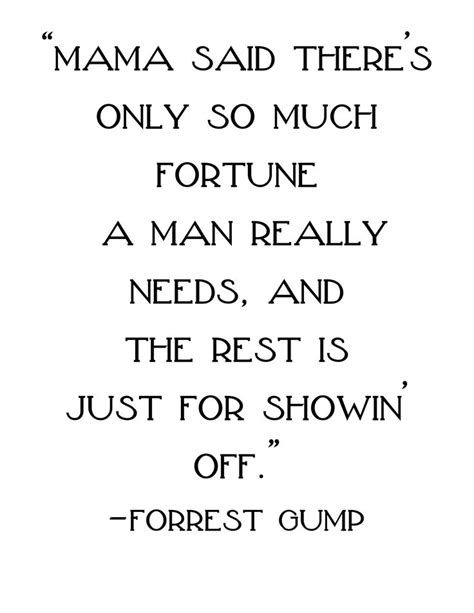 forest gump quotes quotes from forrest gump quotesgram