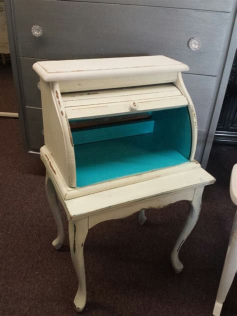 How To Fix Roll Top Desk by Bread Box Small Table To Make A Mini Roll Top Desk Diy