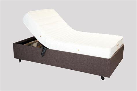 sleepzone therapedic hi lo adjustable bed
