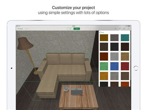 5d home design free planner 5d home interior design screenshot