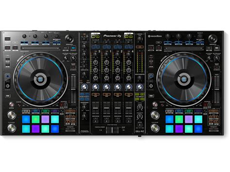 console dj pioneer ddj rz flagship 4 channel controller for rekordbox dj