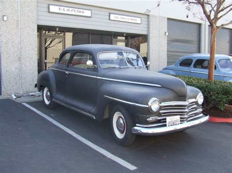 1947 plymouth coupe 1947 plymouth special deluxe club coupe fedoragent