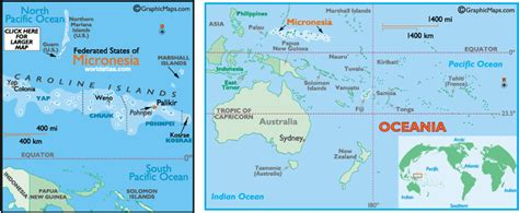 map of micronesia oceaniac