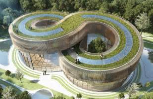 Landscape Structures Mobius Eco Villa Concepts In Flavours Orchard China By Vincent