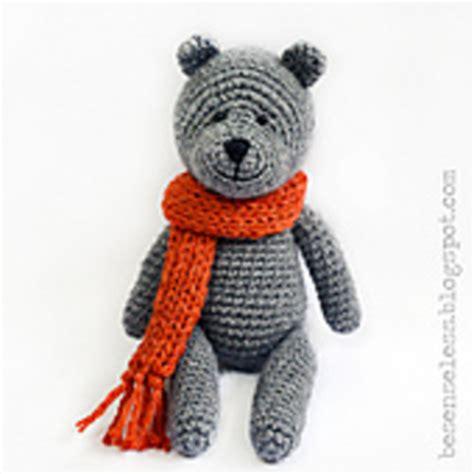 Handmade Teddy Patterns - ravelry teddy amigurumi pattern by ilaria caliri