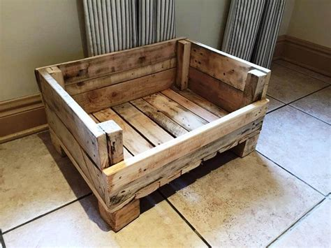 pallet dog bed plans 20 inexpensive pallet projects you can do 99 pallets