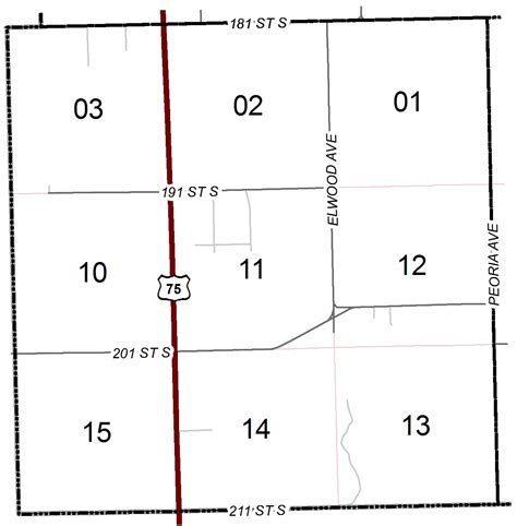Tulsa County Records Tulsa County Assessor Map My