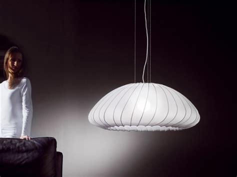 fabric pendant lights fabric pendant l by axo light