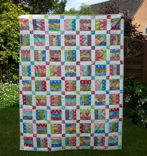 Easy Quilt Designs by Easy Jelly Roll By Mack And Mabel Quilting Pattern