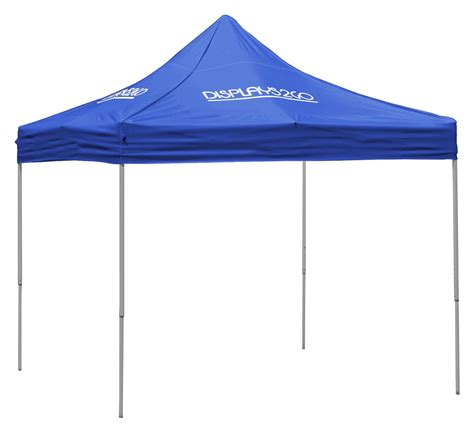pop up awnings and canopies royal blue pop up tent outdoor canopy with custom printing