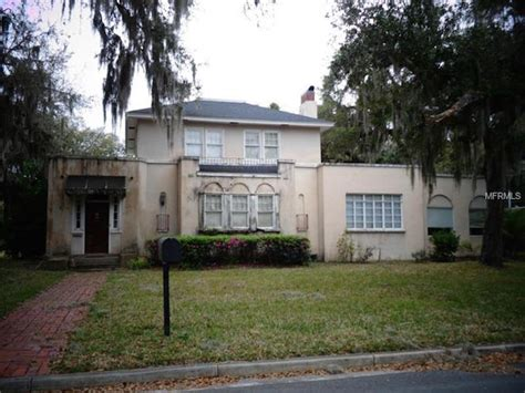 old florida homes 9 cool historic homes for sale in sanford for less than 200k
