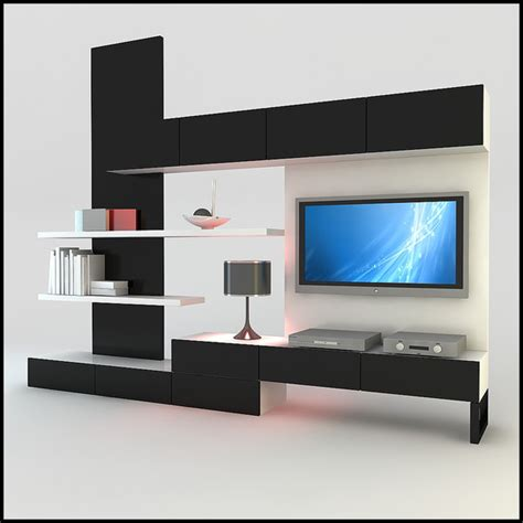 Modern Tv Wall Unit by 15 Modern Tv Wall Units For Your Living Room