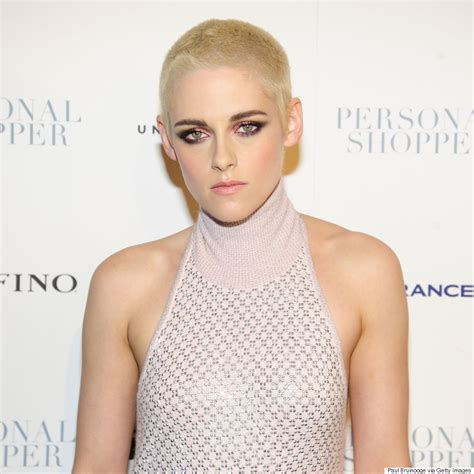 woman with the longest latino pubic hair puts it on display kristen stewart explains why she shaved her head