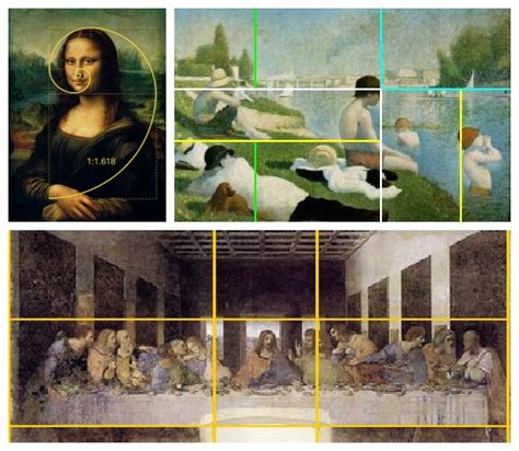 what is the golden section in art golden ratio