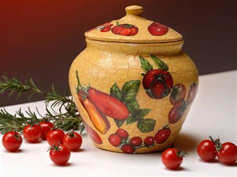 decoupage vasi decorare craquel 233 bricoportale fai da te e bricolage