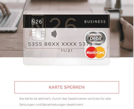 berliner bank karte sperren n26 bank erfahrungen mit der kreditkarte fahrrad