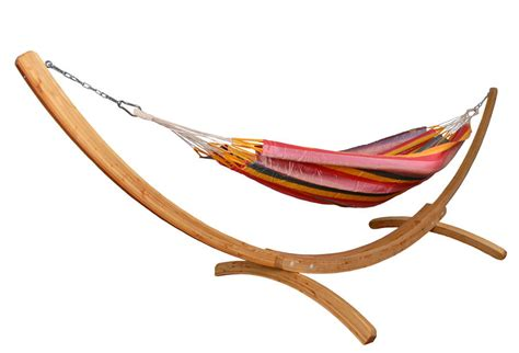 Wooden Hammock Stand Large Wooden Arch Hammock Stand By Emilyhannah Ltd