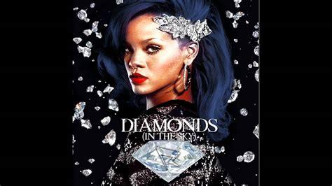 diamonds rihanna rihanna diamonds instrumental karaoke full youtube