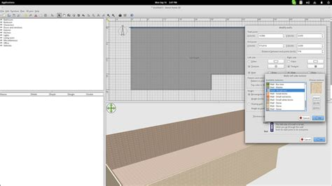 home design for linux get started with sweet home 3d on linux