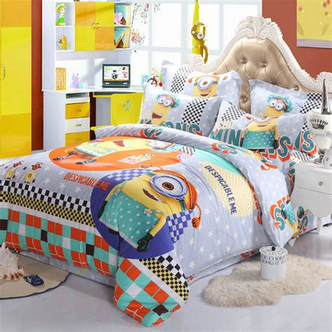 despicable me bedding despicable me bedding set ebeddingsets