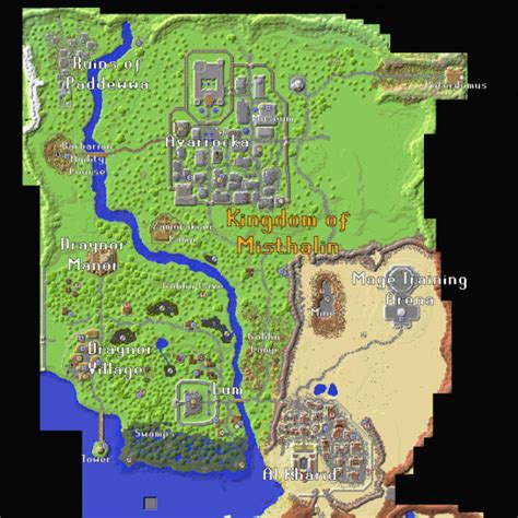 1 9 gielinor the fourth age a runescape based