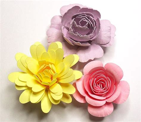 rolled paper roses template 25 best ideas about rolled paper flowers on